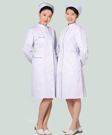 医院护士服 白大褂冬