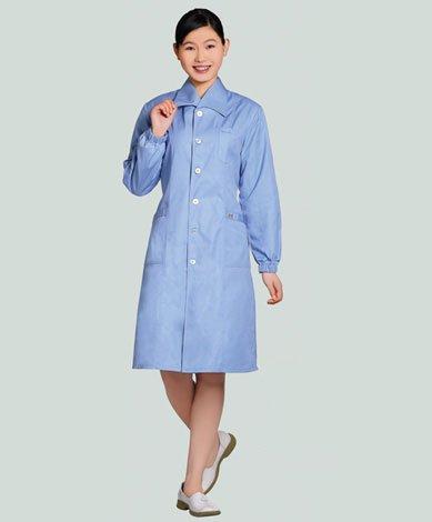 护士蓝色护士服