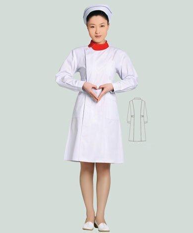 导诊护士服