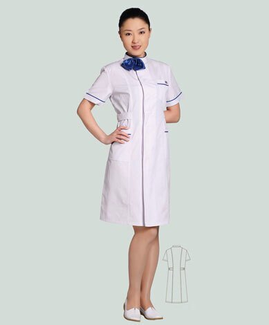 夏季护士服装