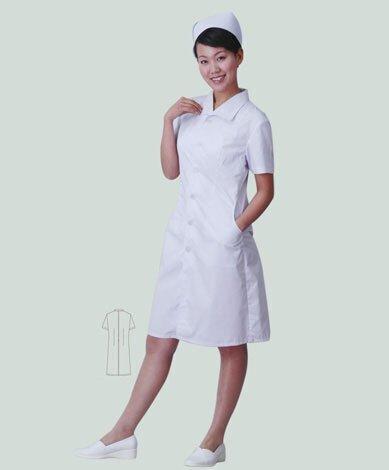 护师的服装