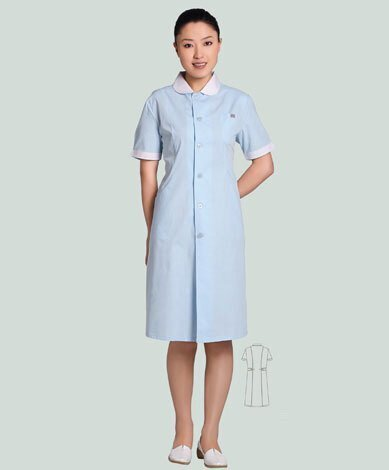 护士的护士服装